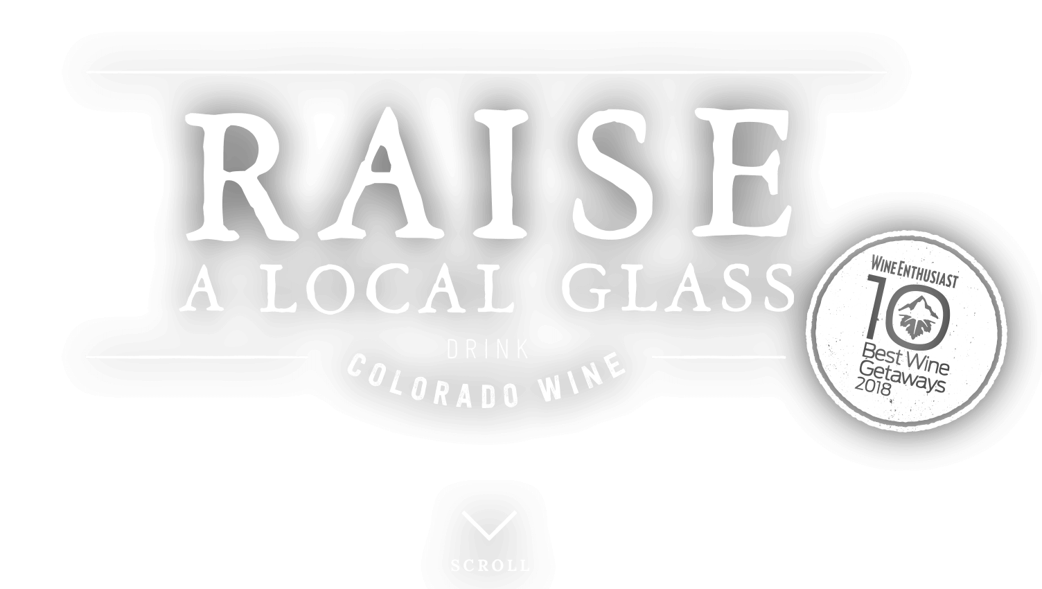 Raise a Local Glass • Drink Colorado Wine