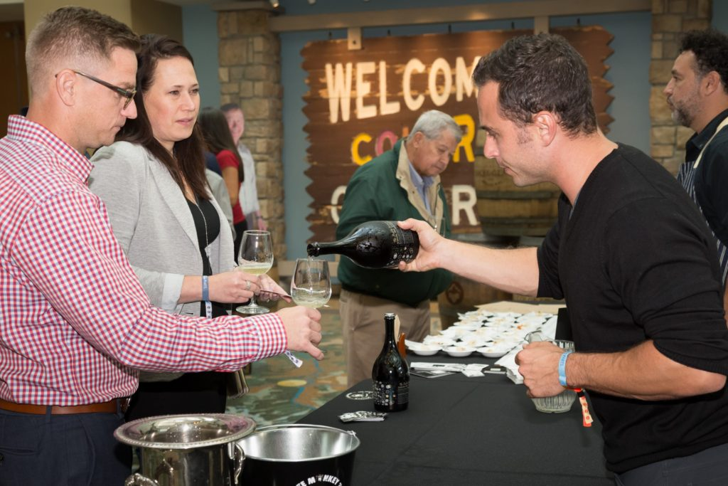 Uncorked Colorado tasting event