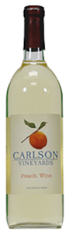 2014 - Peach Wine