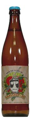 """2014 - Hopped Cider """"Grasshop-ah"""""""