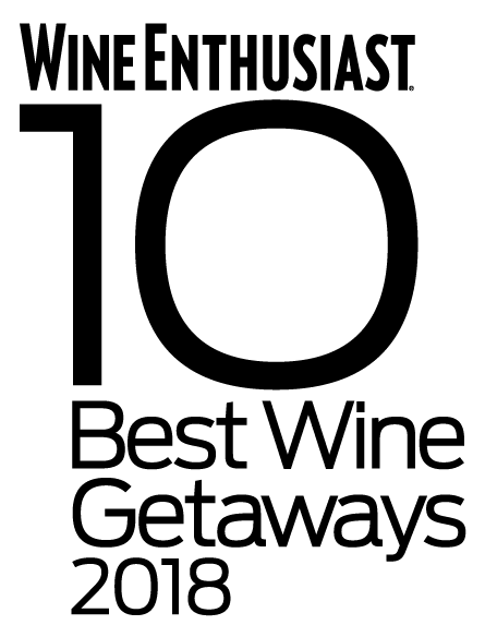 Wine Enthusiast Top 10 Best Wine Getaways of 2018