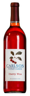 - - Cherry Wine, 100% Grand Valley Montmorency cherries