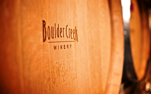 Boulder Creek Winery