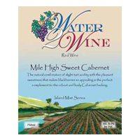 Water 2 Wine