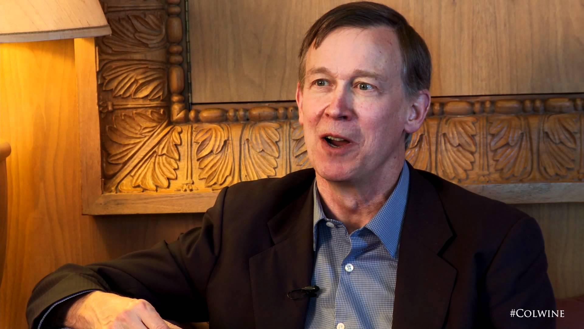 Colorado Wine Heroes: Governor John Hickenlooper